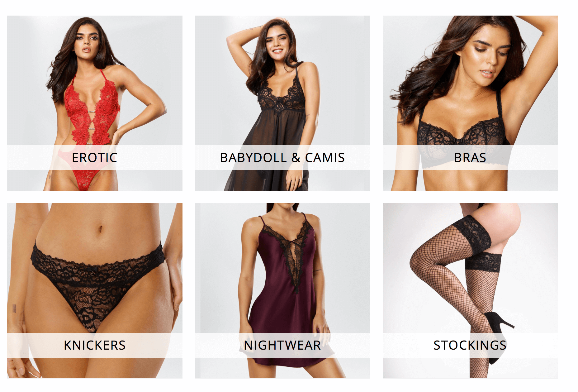 ann summers lingerie erotic sexy underwear bras knickers nightwear stockings valentines presents