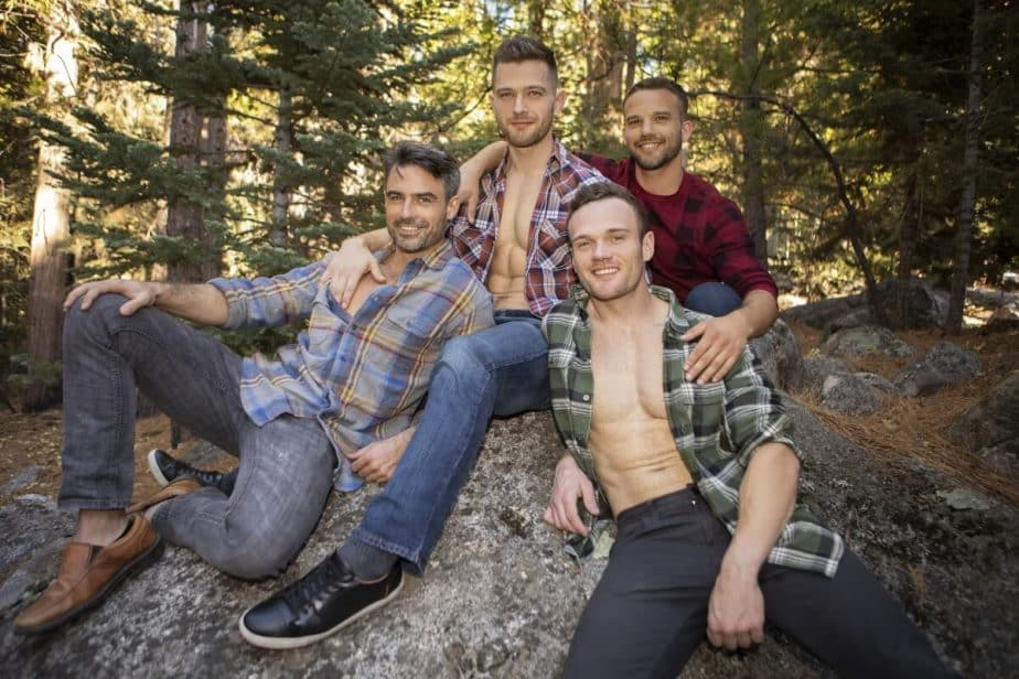 Sean Cody seancody.com Daniel deacon gay porn most viewed gay pornstars lumberjack bareback